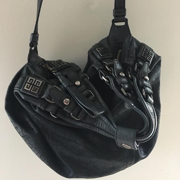 8c6163aa80 Givenchy Handbags - Authentic Givenchy Hobo Boho cross body handbag